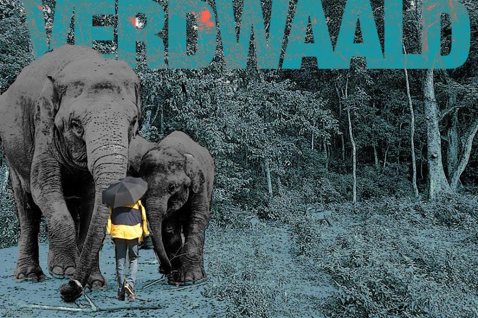 A1-Verdwaald-olifanten-klad-10-met tekst-groot